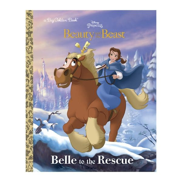 Belle to the Rescue Disney Beauty and the Beast