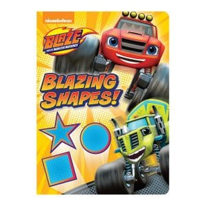 Blaze and the Monster Machines Blazing Shapes