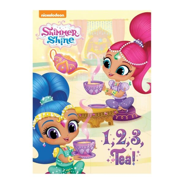 Shimmer and Shine 1 2 3 Tea