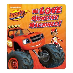 Blaze and the Monster Machines We Love Monster Machines