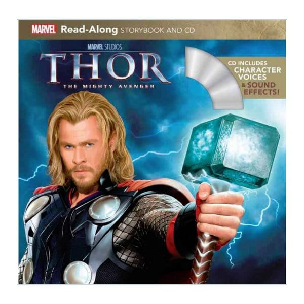 Thor Read Along Storybook with CD