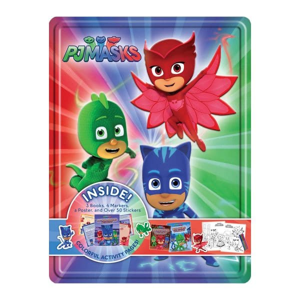 PJ Masks Collector's Tin