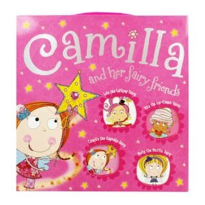 Camilla and Her Fairy Friends 4pc Set