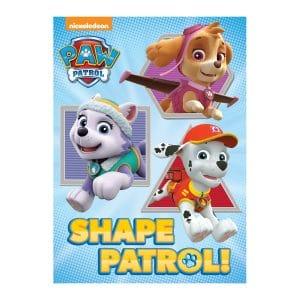 Paw Patrol Shape Patrol