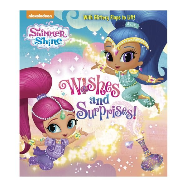 Wishes And Surprises Shimmer and Shine