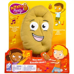 Potato Party Game
