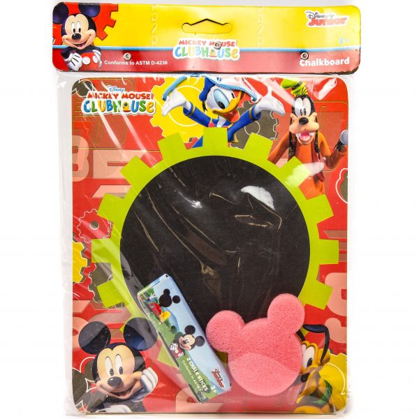 Micky Mouse Clubhouse Chalkboard