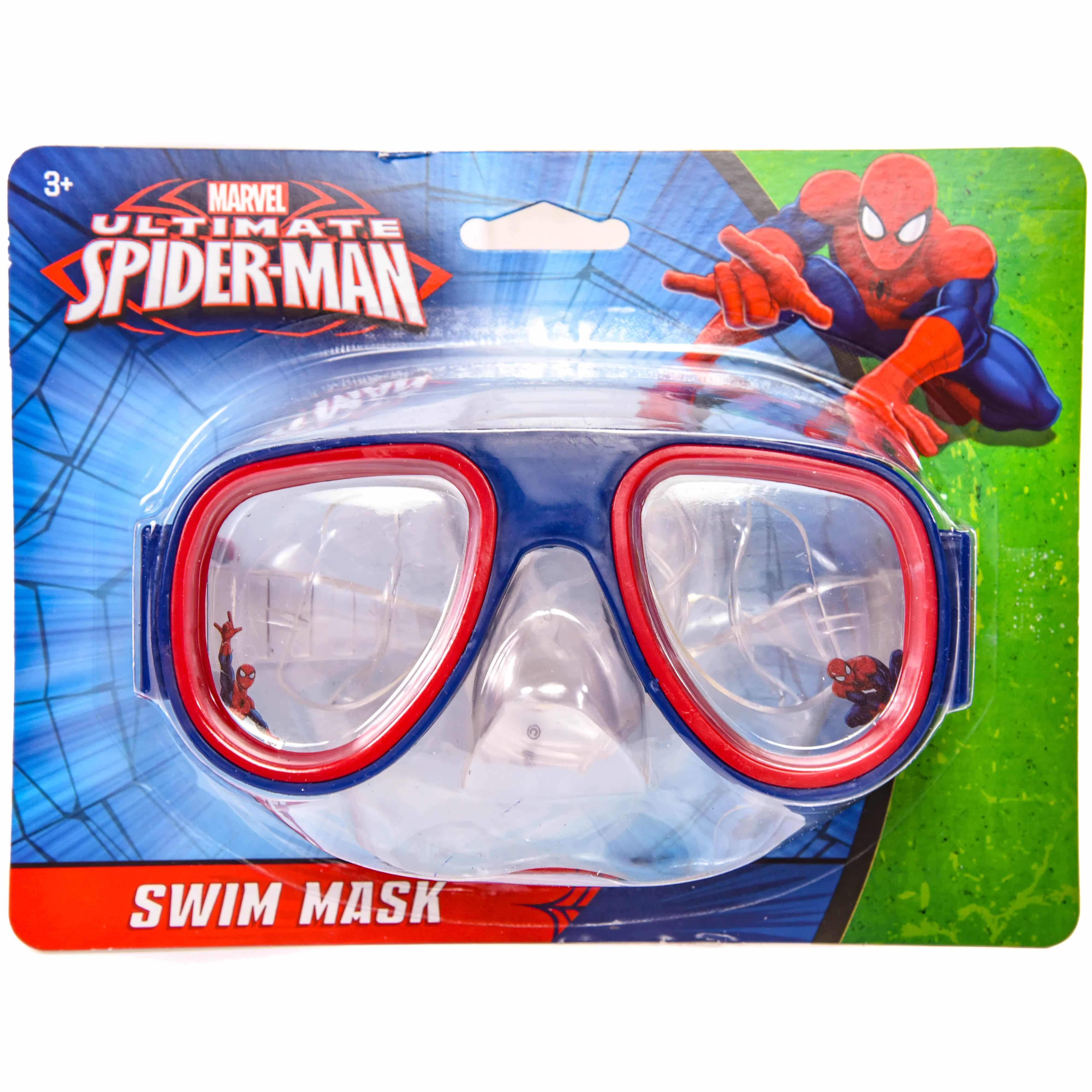 2feea92f386a Marvel SpiderMan Swim Goggles Mask