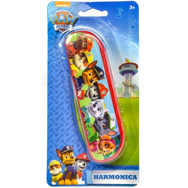 Paw Patrol Harmonica
