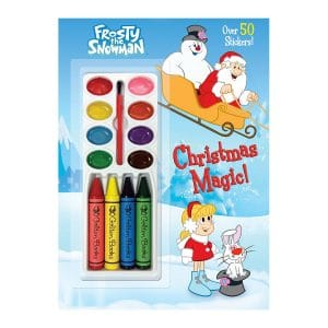 Frosty the Snowman Christmas Magic