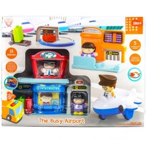 Playgo Busy Airport Playset