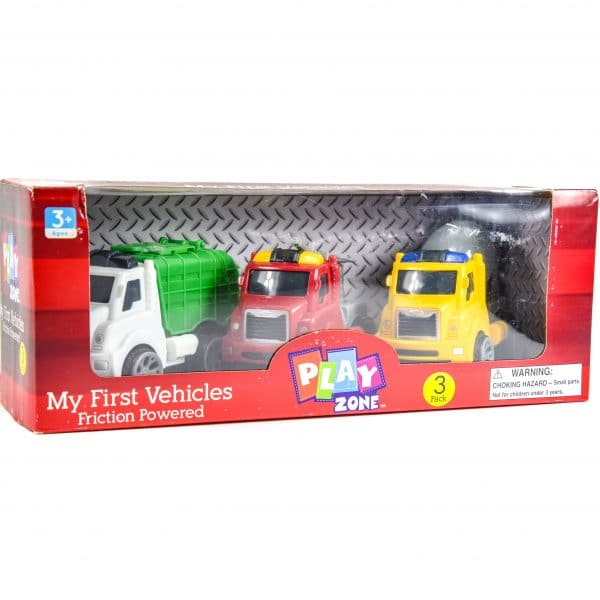 Play Zone - My First Vehicles