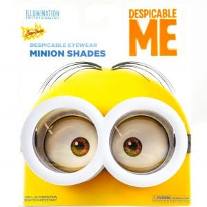 Despicable Me Minion Shades Goggles Glasses
