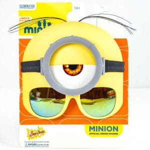 Minion Glasses