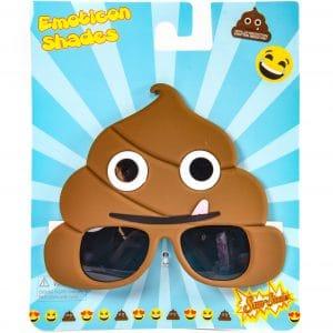 Poop Emoji Sunglasses