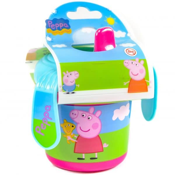 Peppa Pig 8cm Training Mug