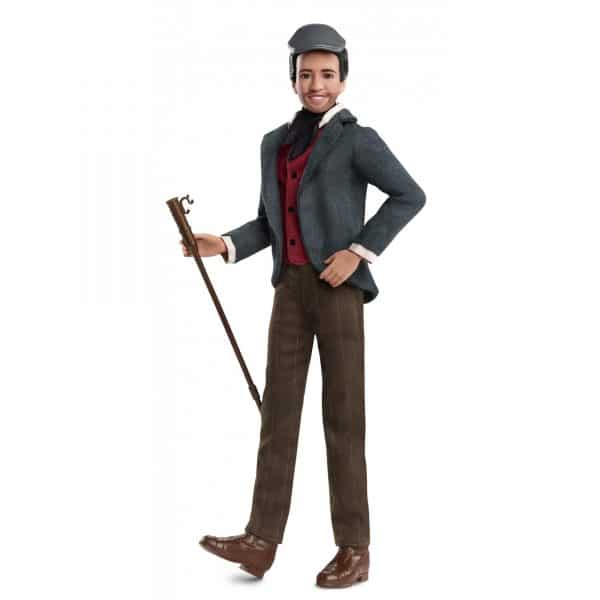 Disney Mary Poppins Returns Jack the Lamplighter Barbie Doll