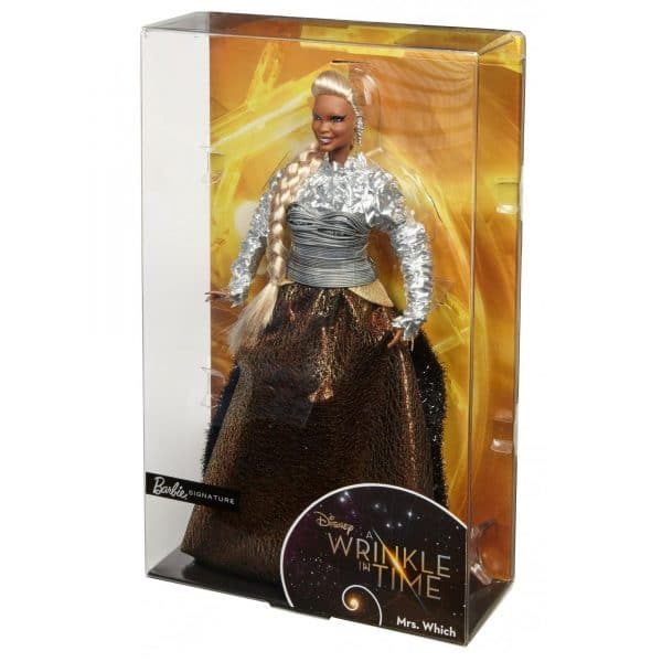 Barbie A Wrinkle in Time Mrs Which Doll