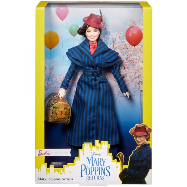 Barbie Mary Poppins Returns Doll Mary Poppins Arrives