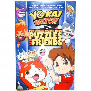 Yo-Kai Watch Puzzles and Friends