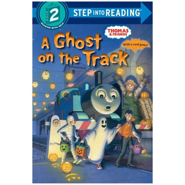 A Ghost on the Track Step 2 Reading