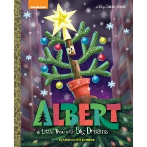 Albert The Little Tree with Big Dreams
