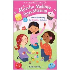 Marsha Mellow Goes Missing Unofficial Shopkins Collectors 1