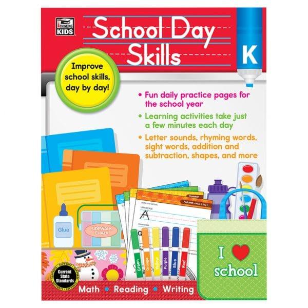 School Day Skills Grade K