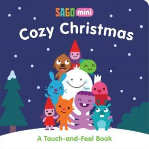 Cozy Christmas A Touch n Feel Book