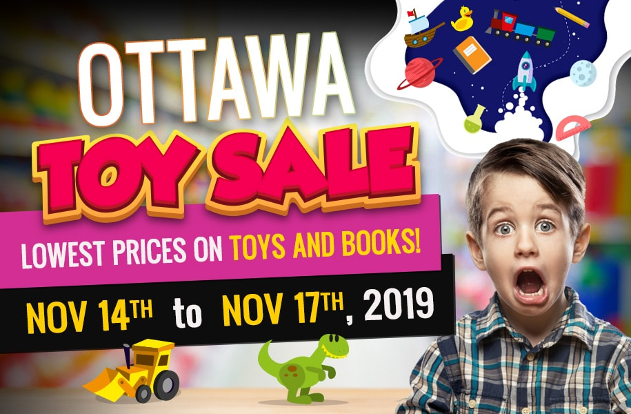 Ottawa Toy Sale | Samko's Toy Store