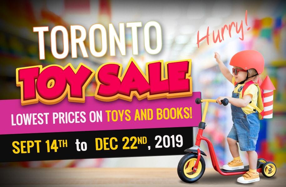 Toronto Toy Sale