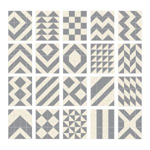 Floor Mat Design Tiles