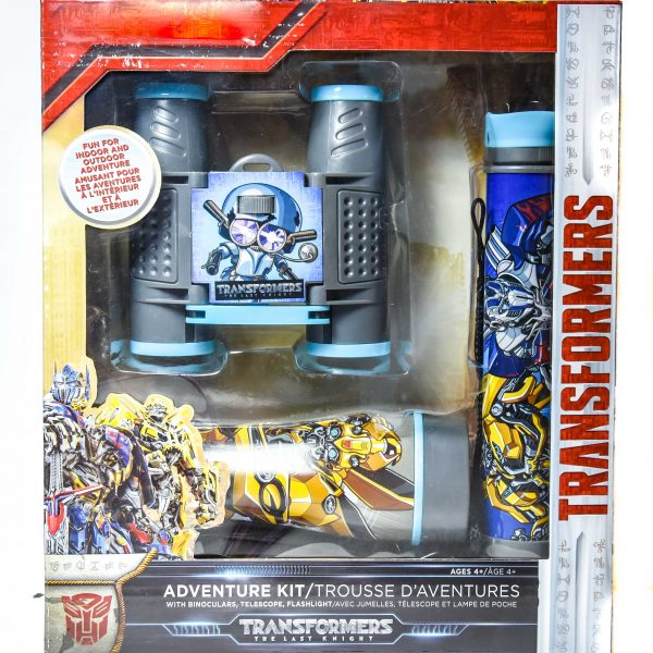 Transformers Adventure Kit