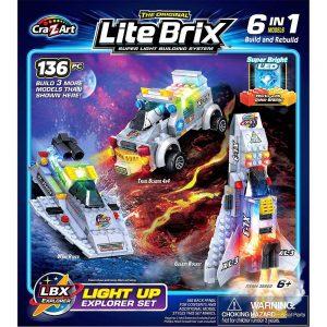 Lite Brix 6 in 1