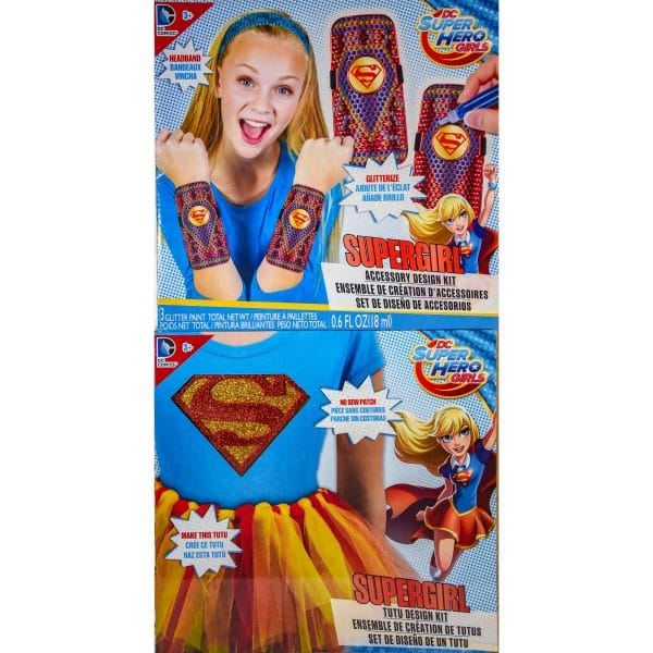 Supergirl Accessory Design Kit