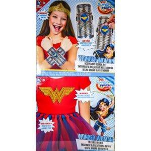 Wonder Woman Accessory Design Kit