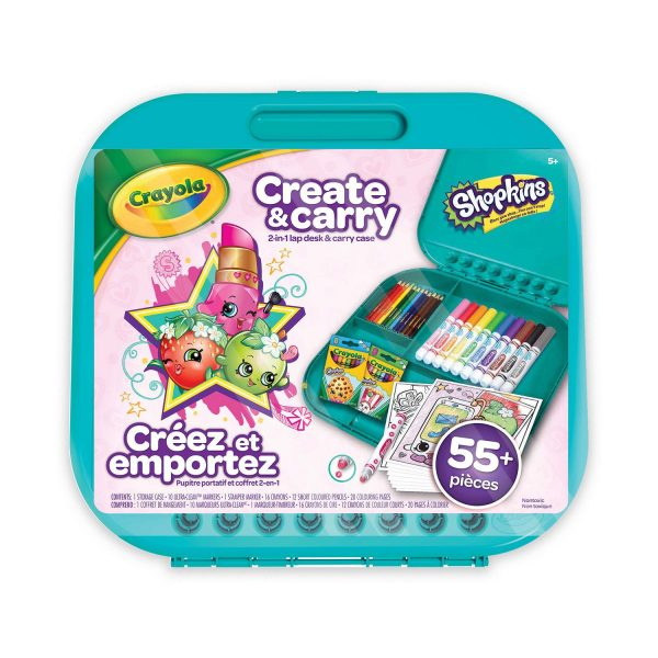 Crayola Create and Carry