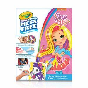 Crayola Colour Wonder Mess Free