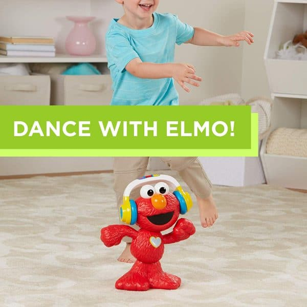 Dance with Elmo