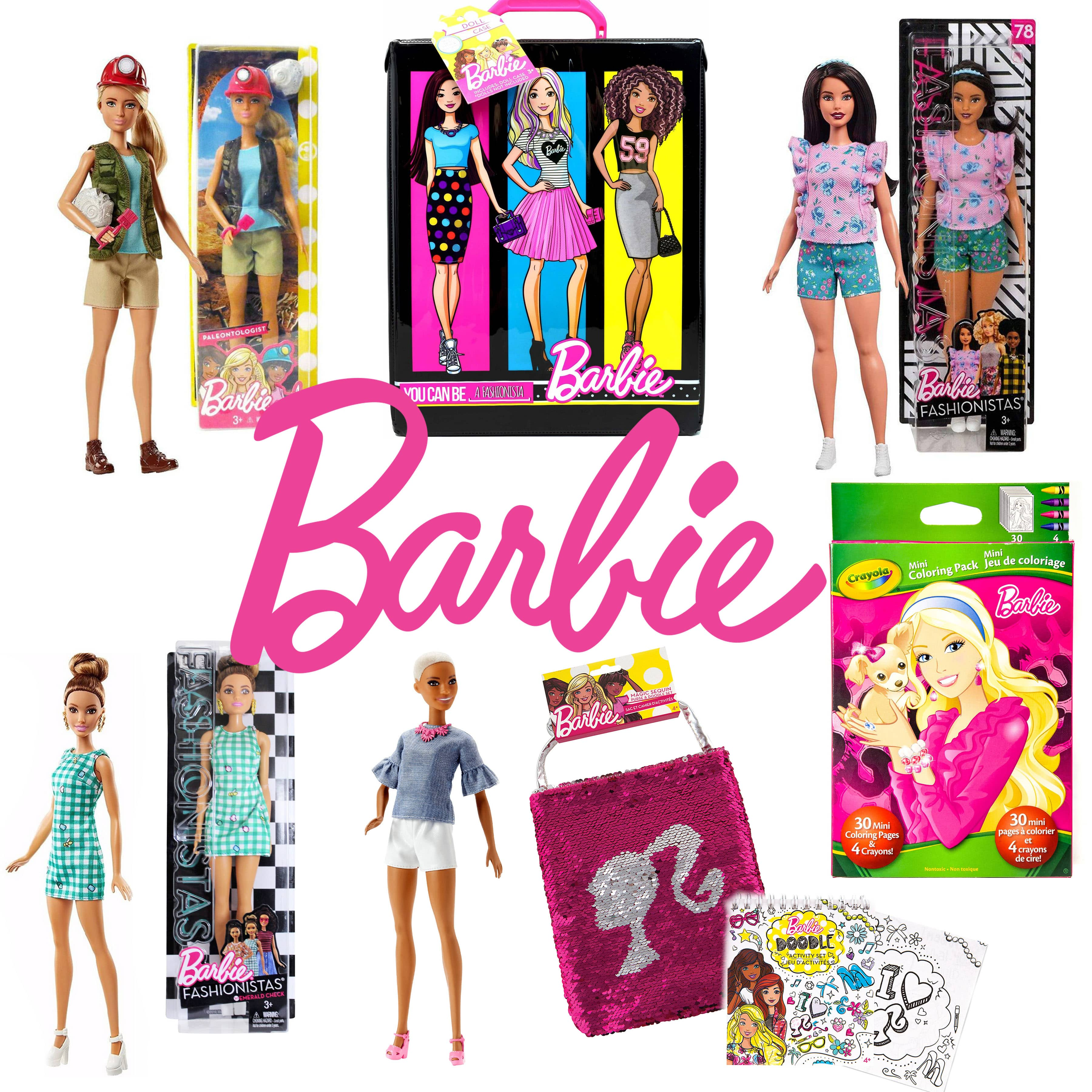 Barbie Toy Bundle
