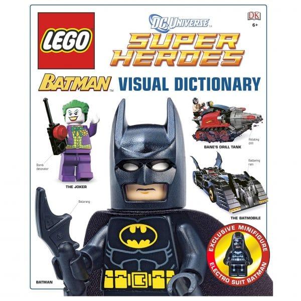 Super Heroes Batman Visual Dictionary