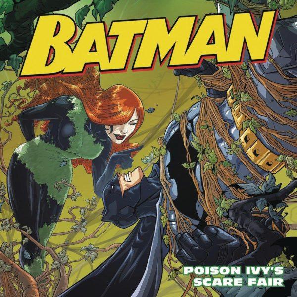 Batman Posion Ivy's Scare Fair