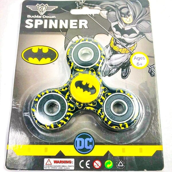 DC Buckle-Down Spinner