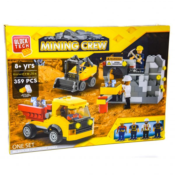 Block Tech Mining Crew