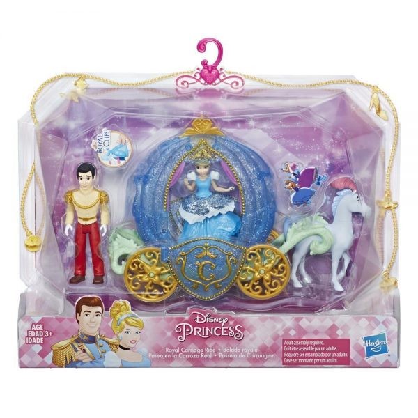 Disney Princess Royal Carriage Ride
