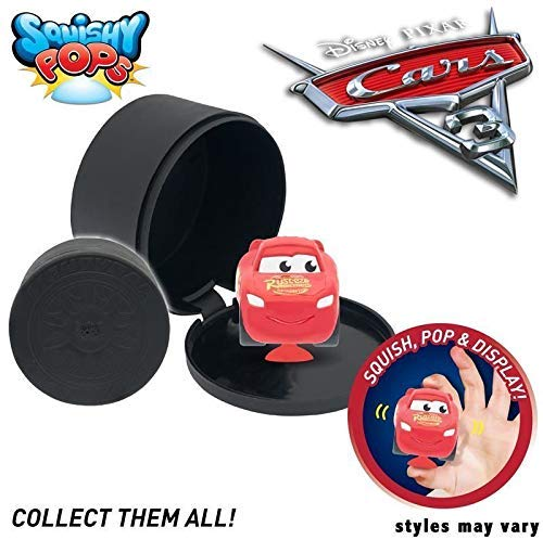 Disney Cars Squishy Pops
