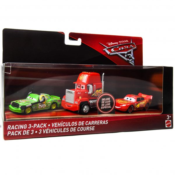 Disney Cars Racing 3-Pack