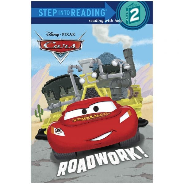 Disney Cars Book Roadwork