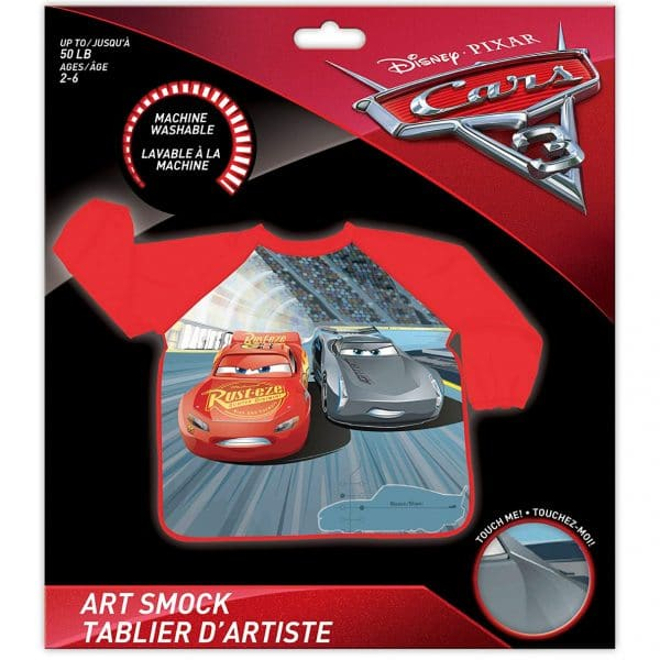 Disney Cars Art Smock
