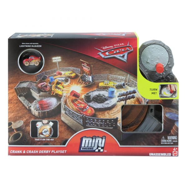 Disney Cars Mini Racers